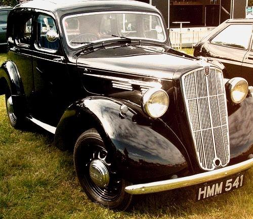 39 Morris Ten Series M