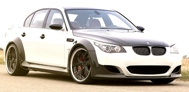 BMW M5 (Anderson Germany 730PS Karbon Edition)