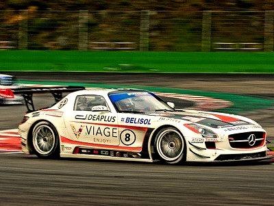 Mercedes-Benz SLS GT3