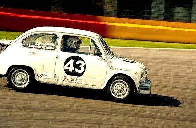 62 Fiat Abarth 1000TC